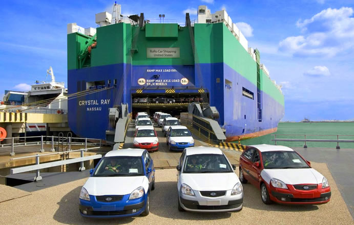 Roro Freight Shipping to Nigeria-  Roro Ships to Nigeria |How it Works