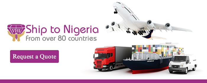 Equipment Shipping to Nigeria- Heavy Duty Freight & Customs